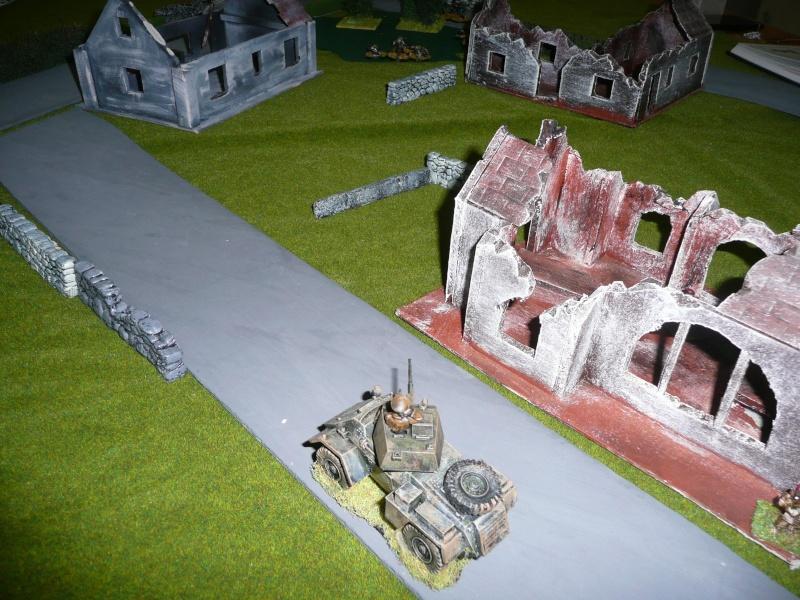 la dernière réunion 2012, Diables rouges contre PzGrenadiers, BA P1070831