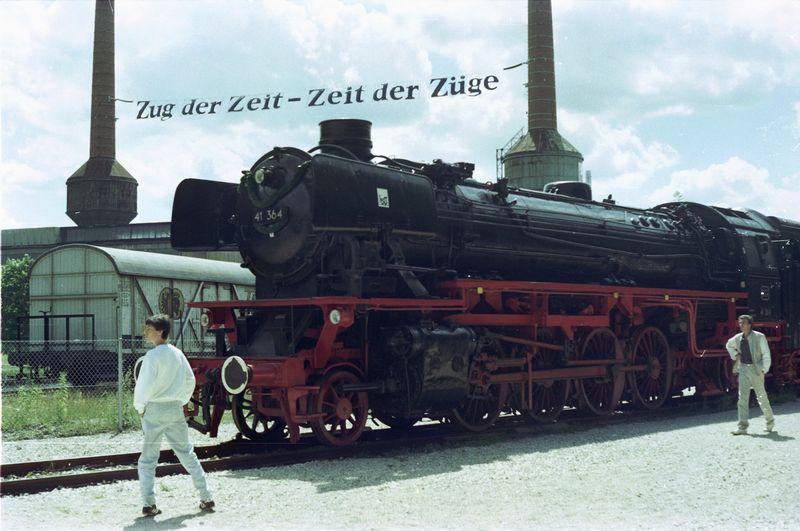 Bilder zum 150 jährigen Bahnjubiläum in Nürnberg 150_ja10