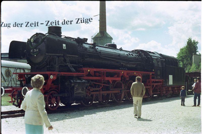 Bilder zum 150 jährigen Bahnjubiläum in Nürnberg 150_ja11