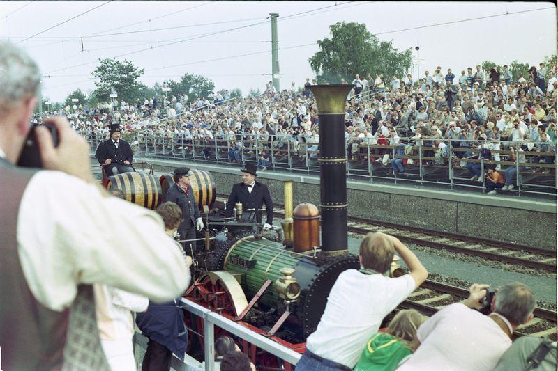 Bilder zum 150 jährigen Bahnjubiläum in Nürnberg 150_ja14