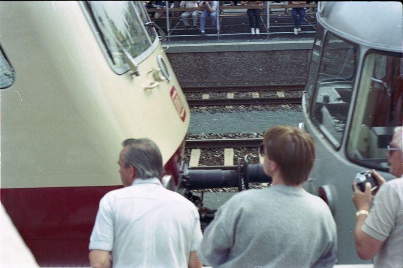 Bilder zum 150 jährigen Bahnjubiläum in Nürnberg 150_ja15