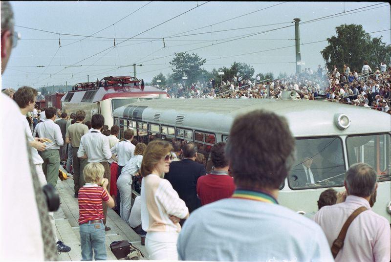 Bilder zum 150 jährigen Bahnjubiläum in Nürnberg 150_ja16