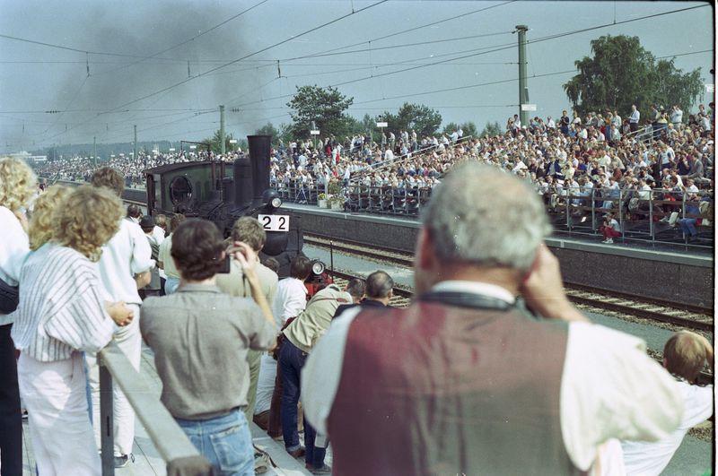 Bilder zum 150 jährigen Bahnjubiläum in Nürnberg 150_ja17