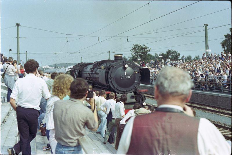 Bilder zum 150 jährigen Bahnjubiläum in Nürnberg 150_ja19