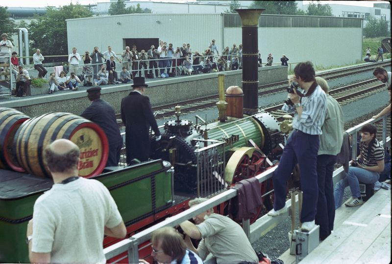 Bilder zum 150 jährigen Bahnjubiläum in Nürnberg 150_ja20