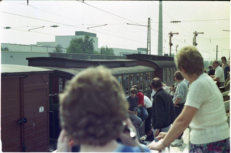 Bilder zum 150 jährigen Bahnjubiläum in Nürnberg 150_ja21