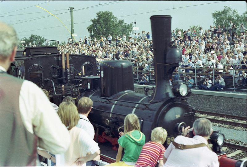 Bilder zum 150 jährigen Bahnjubiläum in Nürnberg 150_ja23