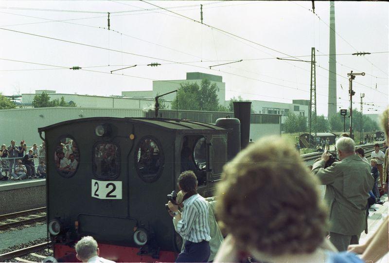 Bilder zum 150 jährigen Bahnjubiläum in Nürnberg 150_ja24