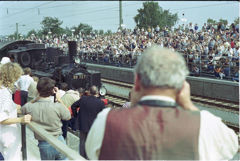 Bilder zum 150 jährigen Bahnjubiläum in Nürnberg 150_ja26