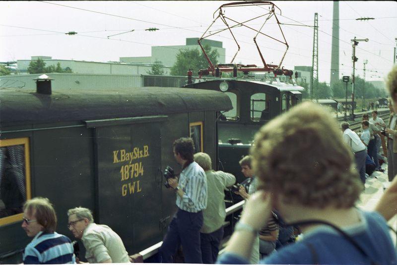 Bilder zum 150 jährigen Bahnjubiläum in Nürnberg 150_ja27