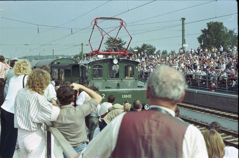 Bilder zum 150 jährigen Bahnjubiläum in Nürnberg 150_ja28