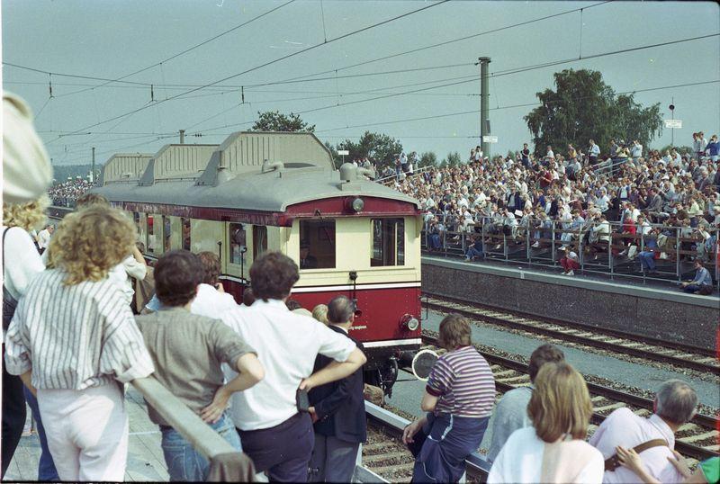 Bilder zum 150 jährigen Bahnjubiläum in Nürnberg 150_ja29