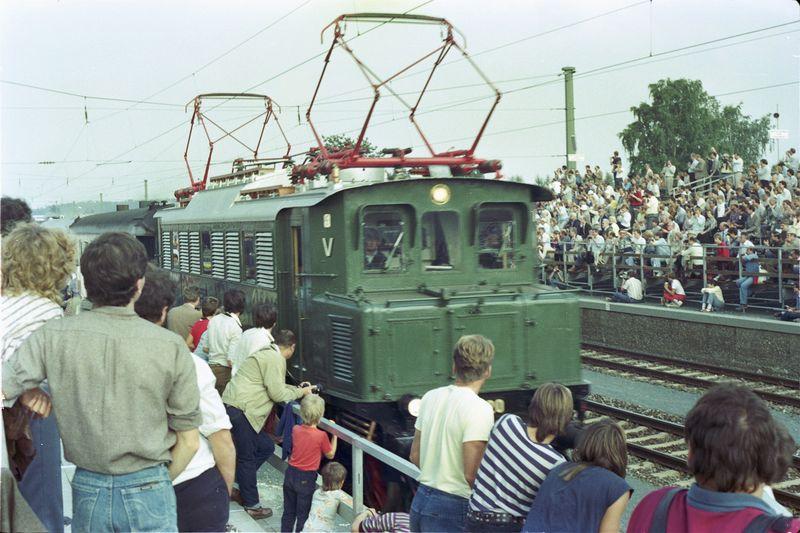 Bilder zum 150 jährigen Bahnjubiläum in Nürnberg 150_ja32