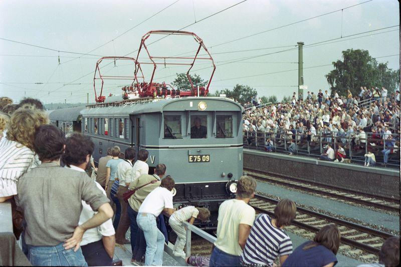 Bilder zum 150 jährigen Bahnjubiläum in Nürnberg 150_ja33