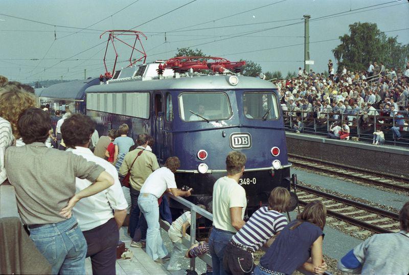 Bilder zum 150 jährigen Bahnjubiläum in Nürnberg 150_ja34