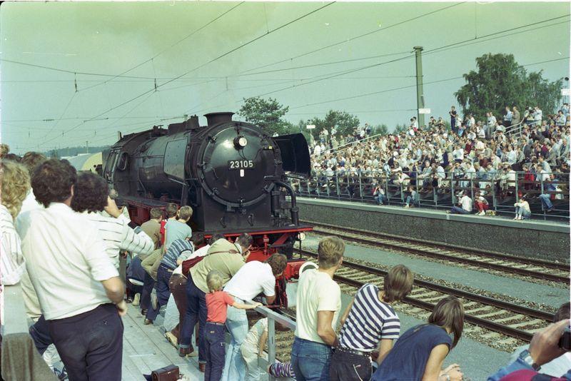 Bilder zum 150 jährigen Bahnjubiläum in Nürnberg 150_ja36