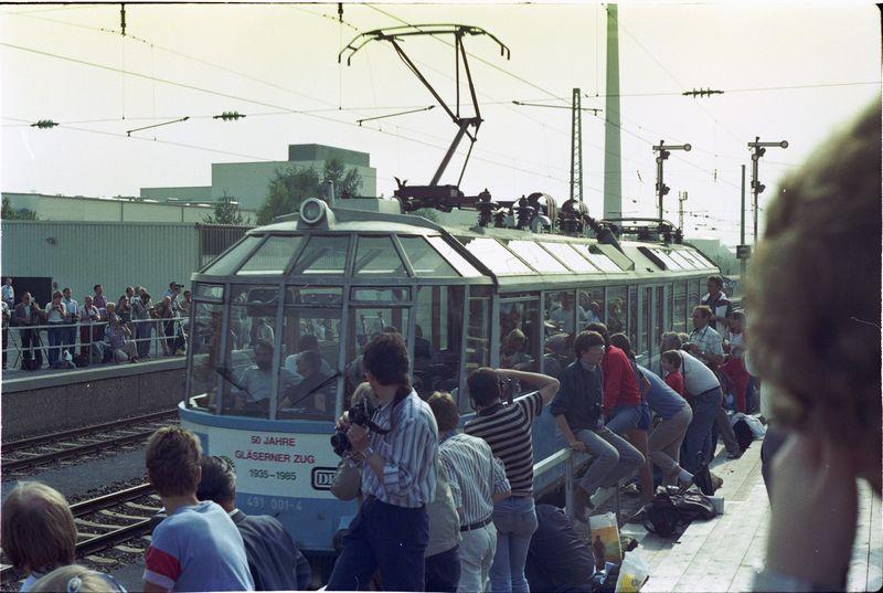 Bilder zum 150 jährigen Bahnjubiläum in Nürnberg 150_ja37