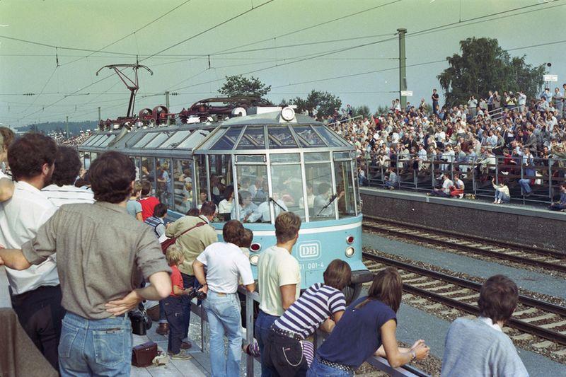 Bilder zum 150 jährigen Bahnjubiläum in Nürnberg 150_ja38