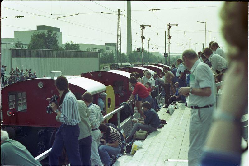Bilder zum 150 jährigen Bahnjubiläum in Nürnberg 150_ja40