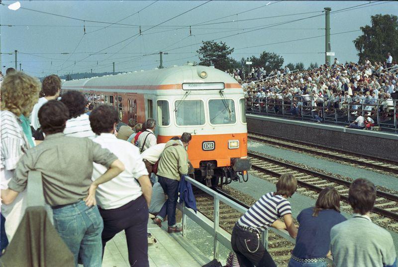 Bilder zum 150 jährigen Bahnjubiläum in Nürnberg 150_ja42