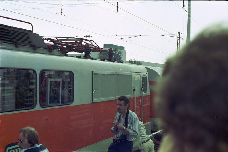 Bilder zum 150 jährigen Bahnjubiläum in Nürnberg 150_ja43