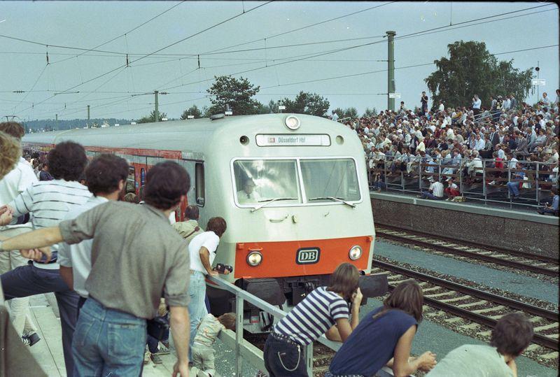 Bilder zum 150 jährigen Bahnjubiläum in Nürnberg 150_ja44