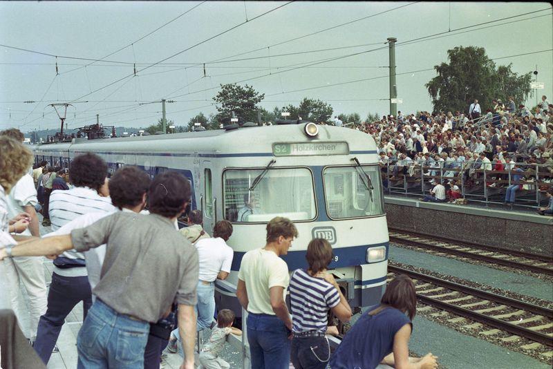Bilder zum 150 jährigen Bahnjubiläum in Nürnberg 150_ja45