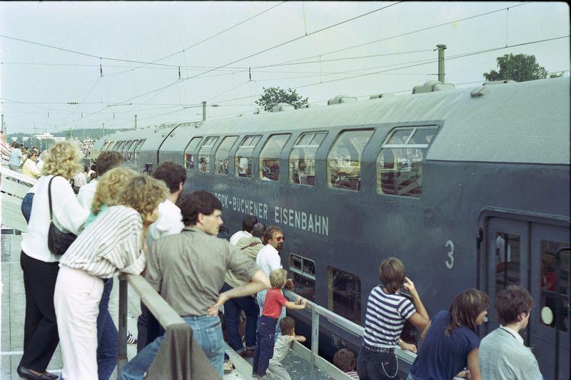 Bilder zum 150 jährigen Bahnjubiläum in Nürnberg 150_ja46