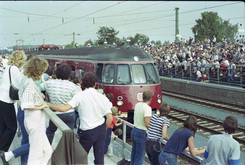 Bilder zum 150 jährigen Bahnjubiläum in Nürnberg 150_ja47