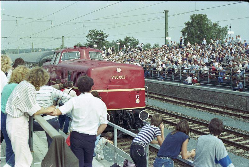 Bilder zum 150 jährigen Bahnjubiläum in Nürnberg 150_ja48