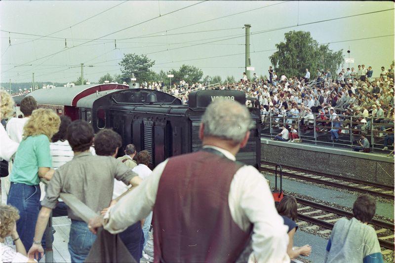Bilder zum 150 jährigen Bahnjubiläum in Nürnberg 150_ja49