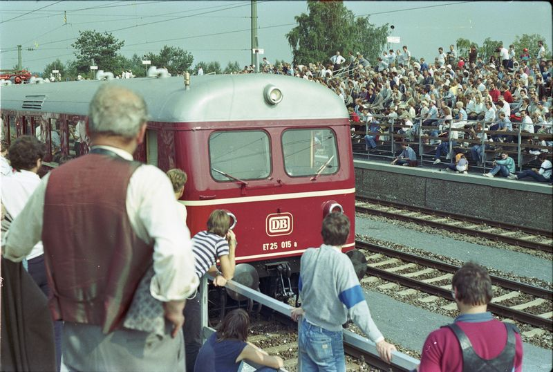 Bilder zum 150 jährigen Bahnjubiläum in Nürnberg 150_ja50