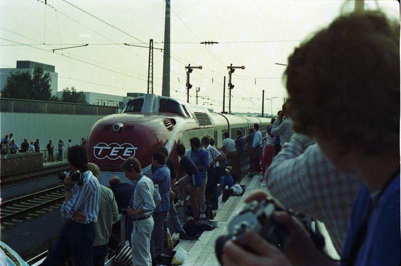 Bilder zum 150 jährigen Bahnjubiläum in Nürnberg 150_ja52