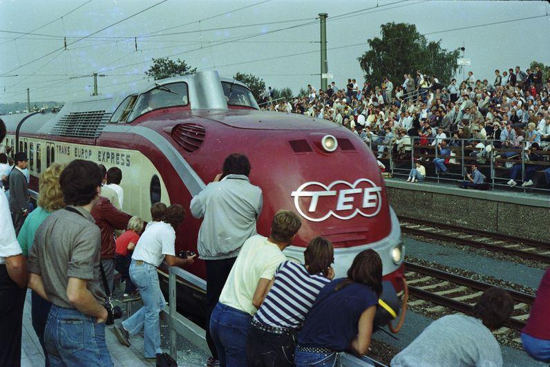 Bilder zum 150 jährigen Bahnjubiläum in Nürnberg 150_ja53