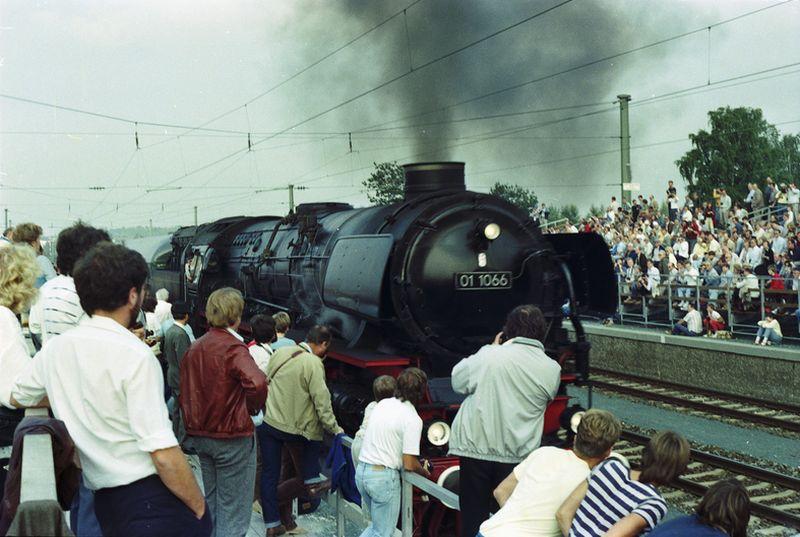 Bilder zum 150 jährigen Bahnjubiläum in Nürnberg 150_ja54