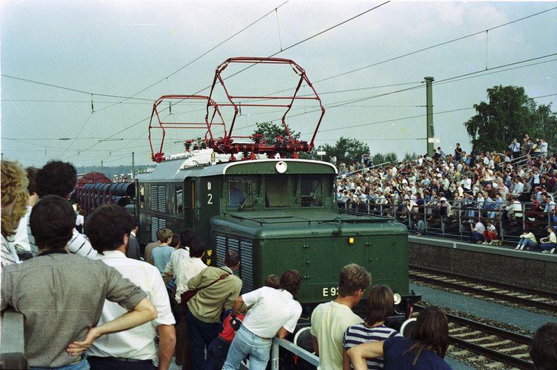 Bilder zum 150 jährigen Bahnjubiläum in Nürnberg 150_ja57