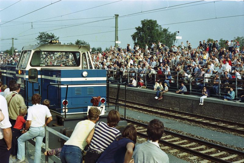 Bilder zum 150 jährigen Bahnjubiläum in Nürnberg 150_ja58