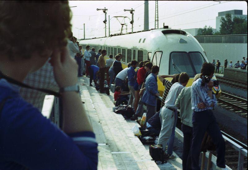 Bilder zum 150 jährigen Bahnjubiläum in Nürnberg 150_ja59