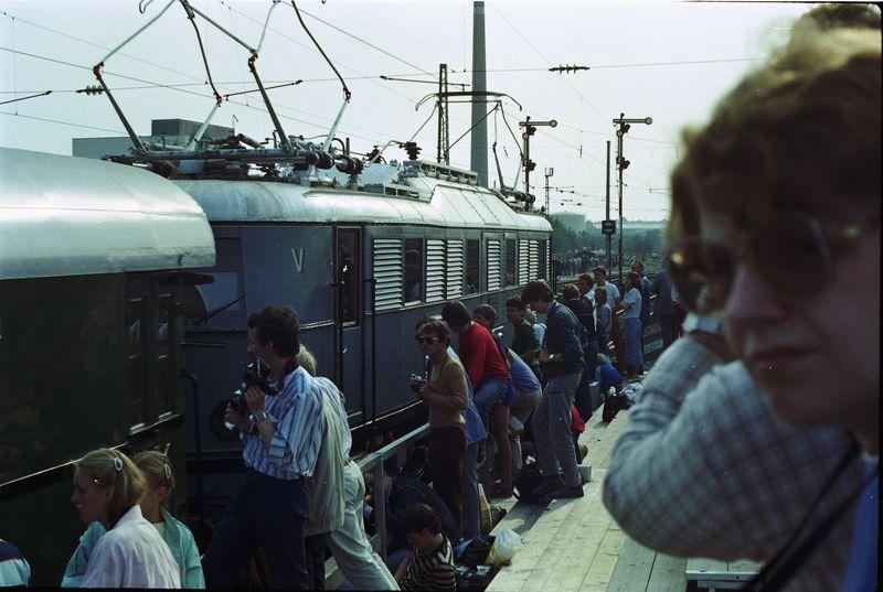 Bilder zum 150 jährigen Bahnjubiläum in Nürnberg 150_ja63