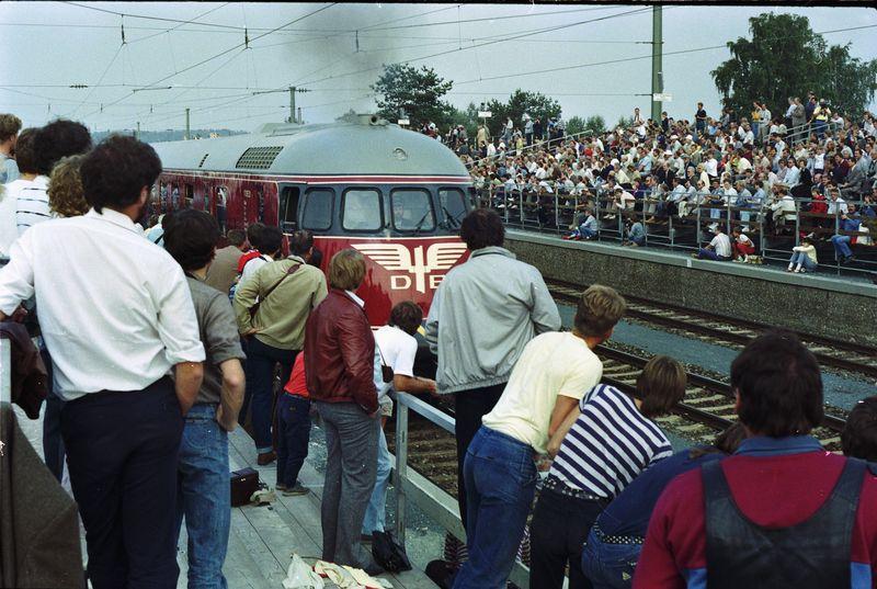 Bilder zum 150 jährigen Bahnjubiläum in Nürnberg 150_ja64