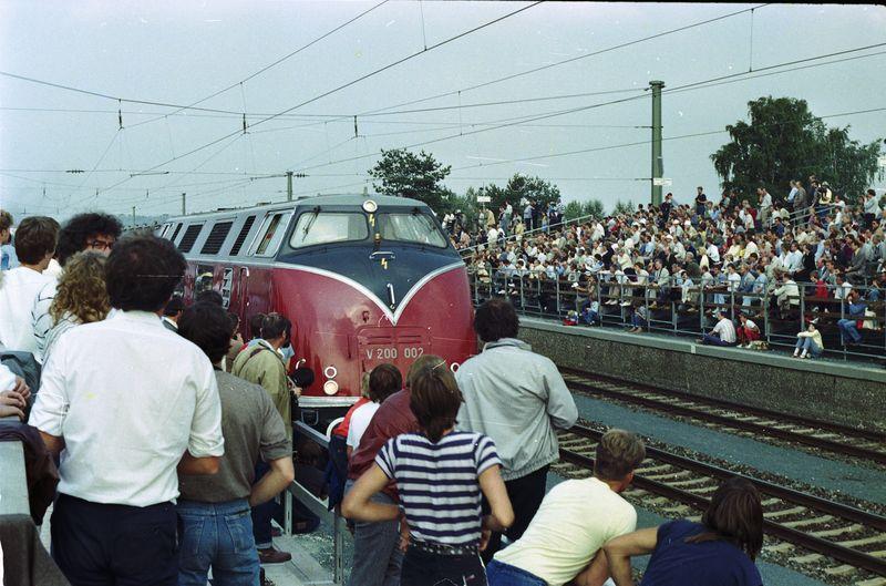 Bilder zum 150 jährigen Bahnjubiläum in Nürnberg 150_ja65