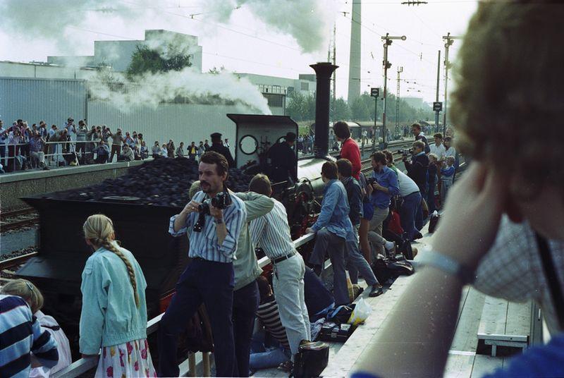 Bilder zum 150 jährigen Bahnjubiläum in Nürnberg 150_ja68