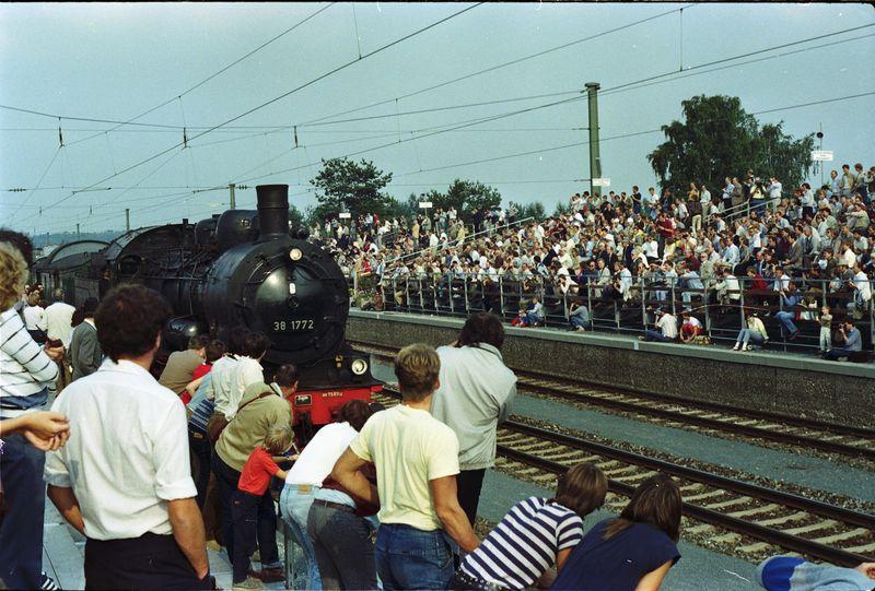 Bilder zum 150 jährigen Bahnjubiläum in Nürnberg 150_ja69