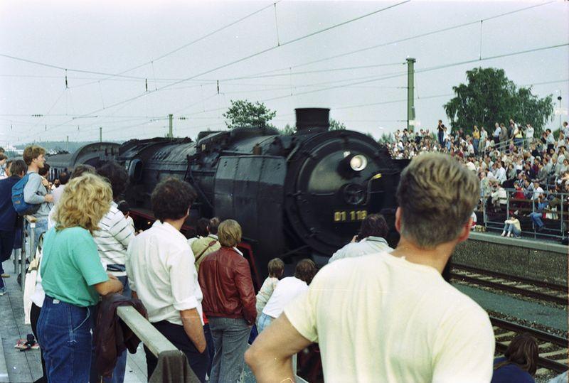 Bilder zum 150 jährigen Bahnjubiläum in Nürnberg 150_ja70