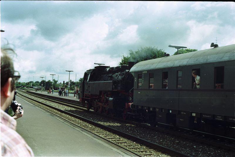 Bilder zum 150 jährigen Bahnjubiläum in Nürnberg 150_ja72