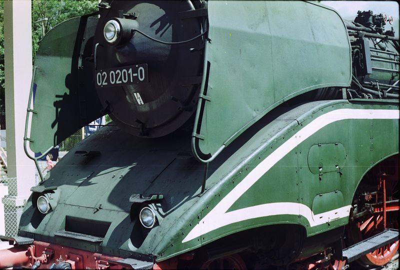 Bilder zum 150 jährigen Bahnjubiläum in Nürnberg 150_ja73