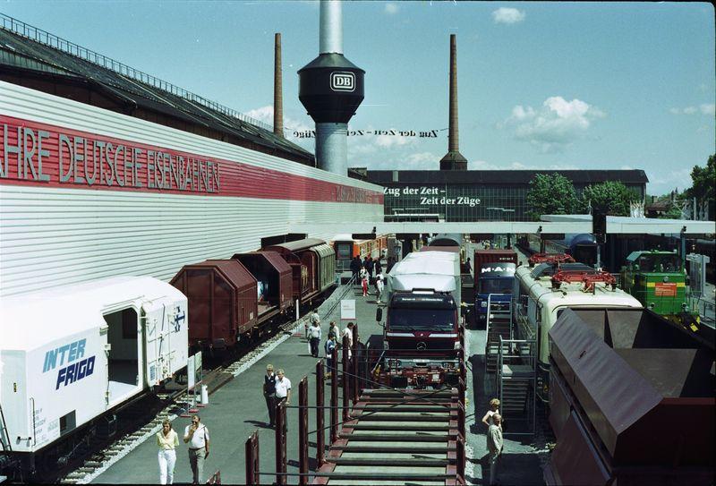 Bilder zum 150 jährigen Bahnjubiläum in Nürnberg 150_ja75