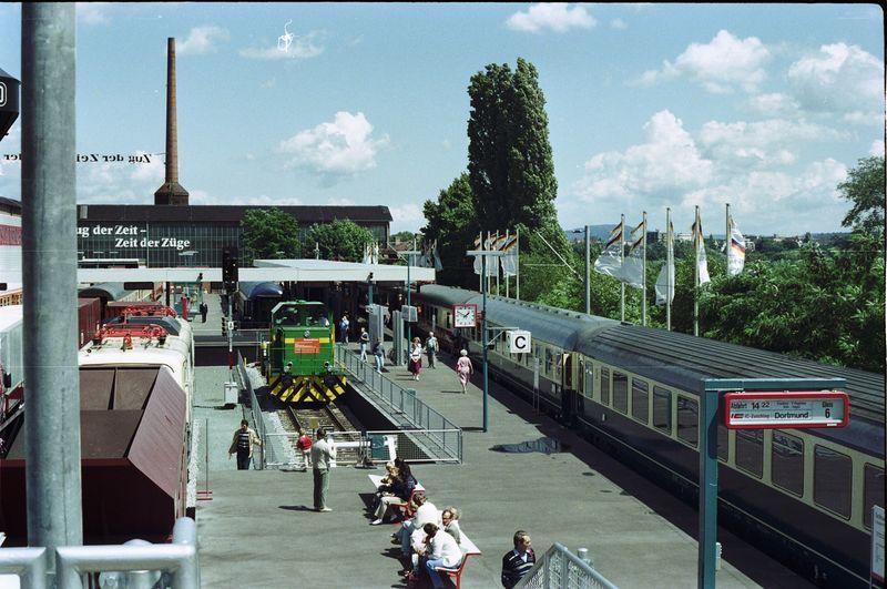 Bilder zum 150 jährigen Bahnjubiläum in Nürnberg 150_ja80