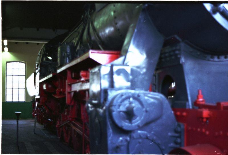Verschiedene Eisenbahn Bilder Eisenb24