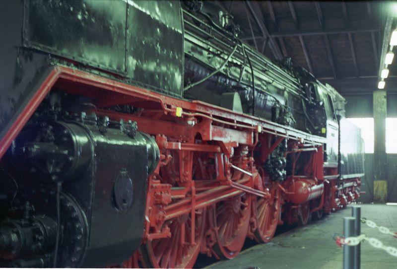 Verschiedene Eisenbahn Bilder Eisenb28